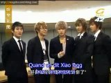 TVXQ / DBSK : Hero et sa blague