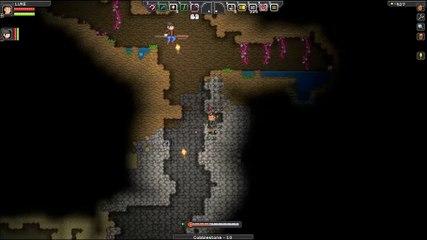 Let's Play Starbound-Beta #3 (Deutsch) Die Schätze der Unterwelt 2