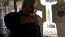 Entraînement de tir avec une arme ancienne
