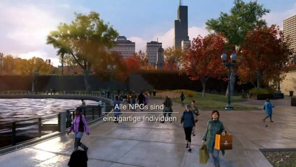 Wind, Water, Light Effects de Watch Dogs