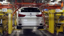 BMW X5 and X6 Production Plant Spartanburg