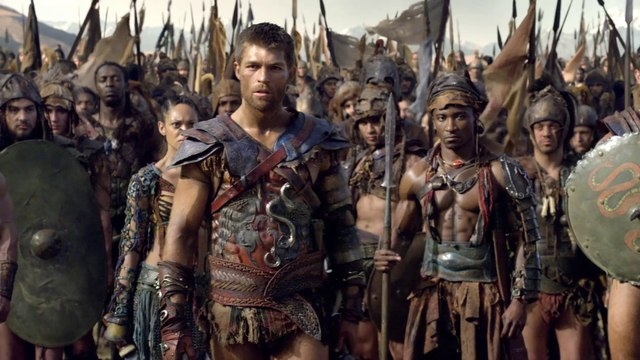 "Epic Speech of Spartacus - Spartacus ""Victory"" - Full HD"