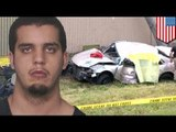 Florida shooting: Ivan Parra killed in car crash as shooting victims chase him and accomplice