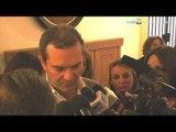 """Napoli - De Magistris: """"I manifesti di lutto sono aggressione politica"""" (01.04.14)"""