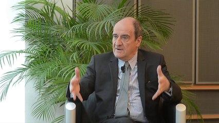 Interview Pierre Lescure Fiscalité européenne