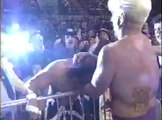 Ric Flair vs Randy Savage (WCW Monday Nitro 02.19.96)
