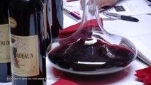 Le Grand Débat - Faut il aérer les vins avant de les servir ? @EDONYS avec Roberto PETRONIO et Jean-Michel DEISS