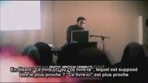 Nouman Ali Khan - La Parole Divine - Divine Speech [Prologue 2] partie 1 sur 2