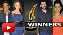 6th Annual Golden Kela Awards 2014 - Winners