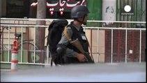 Attentat-suicide meurtrier contre le ministère de l'Intérieur à Kaboul