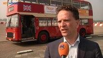 Groningen Airport Eelde krijgt een vliegverbinding met Londen - RTV Noord