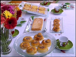 Recettes Des Croissants Avec Du Ananas Et Raisins Secs