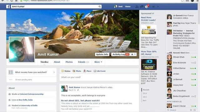 [UPDATED]How to Hide Friends List on Facebook - Facebook Tutorial