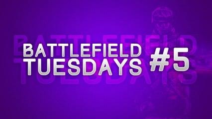 Battlefield Tuesday episode 5 - Domination on Flood Zone