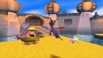 Spyro 2 : Gateway To Glimmer - Forêt d'été : Plage Ensoleillée [Partie 2]