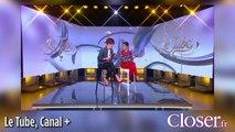 Le happening d'Alessandra Sublet et Daphné Burki dans Le Tube (vidéo)