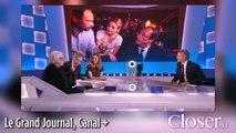 La rumeur de liaison entre François Hollande et Julie Gayet relancée dans Le Grand Journal