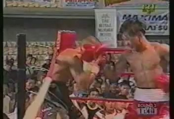 Manny Pacquiao vs Todd Makelim