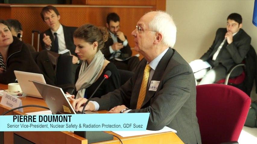 Séminaire sur le vieillissement des centrales nucléaires - Pierre Doumont, GDF Suez