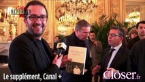 """Nicolas Dupont-Aignan traite le journaliste Frédéric Haziza de """"merde intégrale"""""""