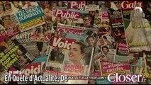 Un paparazzi traque Gad Elmaleh et Charlotte Casiraghi (vidéo)