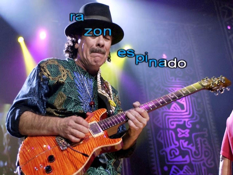 Carlos Santana Corazon Espinado Vidéo Dailymotion