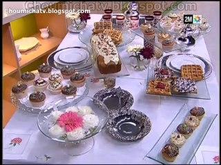 Gaufre et cake dessert pas cher