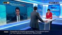 Politique Première: Première interview de Manuel Valls comme Premier ministre - 03/04