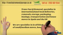Trans Fast JJ Removal-Cleaning,Removal,Delivery Services in uk
