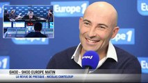 """Valls : """"Europe 1, ça me prend aux tripes"""""""