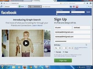 How To Make an Facebook Account In Urdu