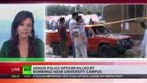 Cairo Blasts: Deadly IEDs target university campus security checkpoints