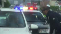 This cop pulls over people to congrat and give money! Good Cop Pull Over Prank