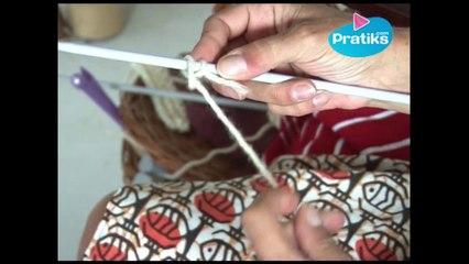 Stricken lernen - drei Arten der Maschenentwicklung