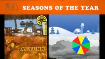 Seasons Of The Year | SEASONS SONG | Autumn | Winter | Summer | Play Nursery Rhymes