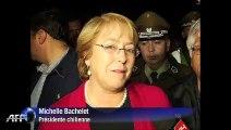 Chili: nouveau séisme de magnitude 7,8, alerte au tsunami