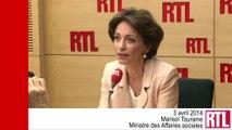 """VIDÉO - Marisol Touraine : """"Un gouvernement de combat doit être un gouvernement de conquête"""""""