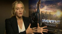 Kate Winslet on playing a baddie and getting naked in movies