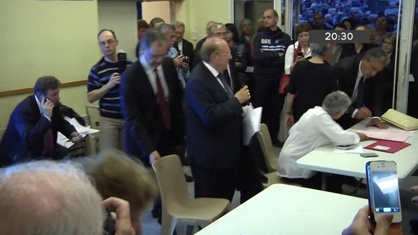 Second tour des élections municipales de Marmande