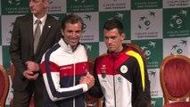 Coupe Davis : Benneteau lance France-Allemagne