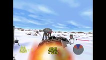 Star Wars Shadows Of The Empire Levels 1 to 3 #N64 #RetroGaming #Retro