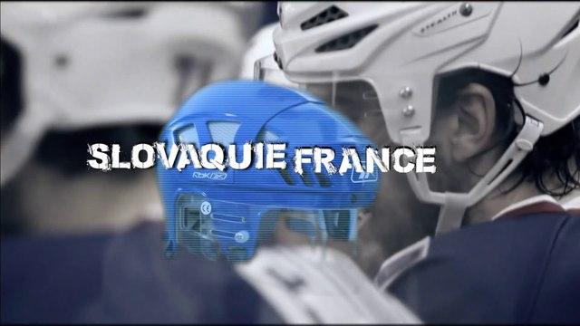 TEASER France vs Slovaquie à GAP
