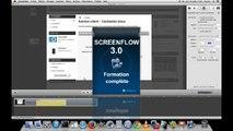 ScreenFlow, flouter des infos personnelles