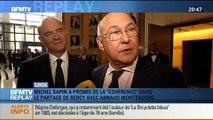 BFMTV Replay: Passation de dossiers à Bercy entre Arnaud Montebourg, Benoît Hamon et Sylvia Pinel - 03/04