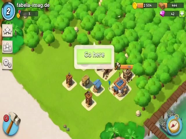 App Review: Boom Beach - From the creators of Clash of Clan (iOS / Android later)