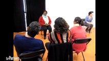 Saint-Denis : atelier théâtre pour les femmes du Franc-Moisin