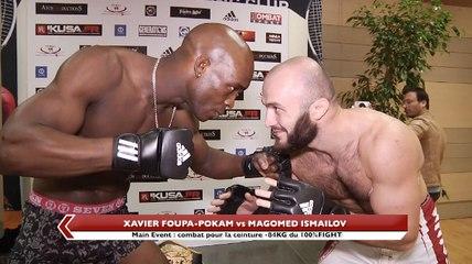 100%FIGHT 20 - LA PESEE