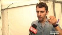 WATCH: Marios Schwab Spring/Summer 2014 London Fashion Week backstage, runway & designer interview