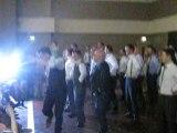 Démo de danse de mariage par des Irlandais. La grande classe!