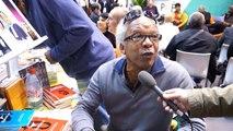 Rencontre avec Hector POULLET au Salon du livre de Paris avec le ministère des Outre-mer